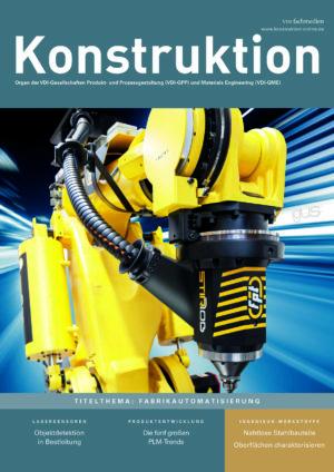 Titelblatt von Konstruktion