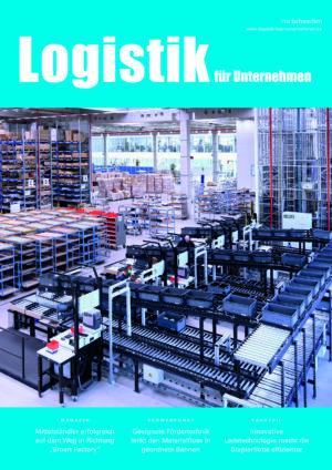 Titelblatt von Logistik für Unternehmen