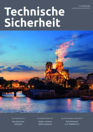 Titelblatt von Technische Sicherheit