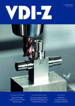 Titelblatt von VDI-Z